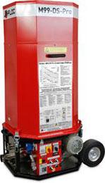 Minifant M99 - Kompleksowa maszyna dowdmuchiwania termoizolacji - derowerk