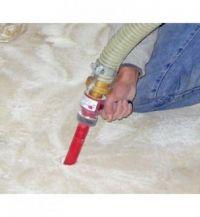 Dysza wentylowana obrotowa 2 do wdmuchiwania izolacji x-floc - derowerk