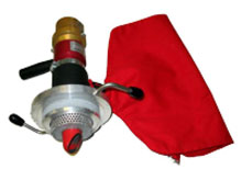 Dysza wentylowana obrotowa 9 do wdmuchiwania izolacji x-floc - derowerk