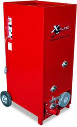 EM100 - Najtańsza maszyna dowdmuchiwania dociepleń - derowerk