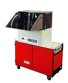 EMX 250 maszyna dowdmuchiwania inatryskiwania izolacji termicznej, izolacji akustycznej iogniochronnej - derowerk