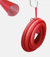 Weze czerwone zlaczki obejmy redukcje trojniki rozgalezniki do wezy wdmuchujacych - Derowerk