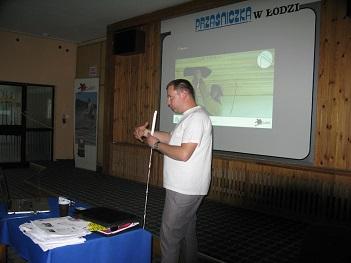 Marcin Mądry prezentuje metody docieplenia budynków z wykorzystaniem maszyn do wdmuchiwania