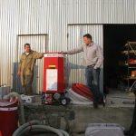 IX szkolenie wykonawców dociepleń celulozowych isofloc F