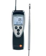 Test Blower-Door - szczelnosc powietrzna budynkow wpraktyce - anemometr - derowerk