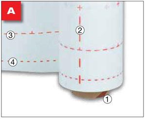 Majpel 5 - oprozniacz pary wodnej doochrony termoizolacji scian, dachow istropow - obrazek doopisu - derowerk - kategoria