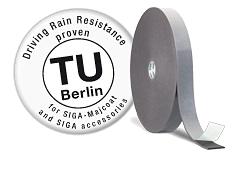 Nail Sealing Tape II - wodoodporma tasma pod kontrlaty uszczelniajaca przebicia membran dachowych - zdjecie wstep - derowerk