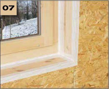Corvum 30/30 - tasma douszczelniania narozy, oscieznic, polaczen okien zizolacja parochronna wewnatrz budynku - sposob uzycia naroza wypukle 7 - derowerk
