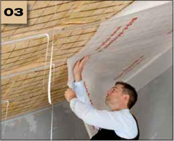 Corvum 30/30 - tasma douszczelniania narozy, oscieznic, polaczen okien zizolacja parochronna wewnatrz budynku - sposob uzycia platwie 3 - derowerk