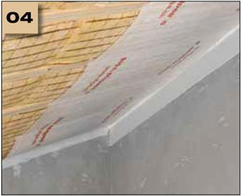 Corvum 30/30 - tasma douszczelniania narozy, oscieznic, polaczen okien zizolacja parochronna wewnatrz budynku - sposob uzycia platwie 4 - derowerk
