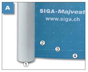 Majvest - paroprzepuszczalna membrana scienna - wskazowki iporady - derowerk