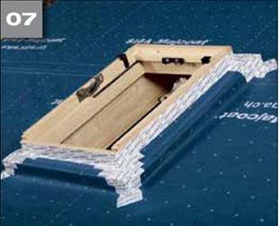 Wigluv 60 - jednostronna tasma dolaczenia zakladow membran dachowych isciennych orazuszczelniania polaczen iokien - okna dachowe 7 - derowerk