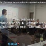 Docieplenia budynków zDerowerk: XVI szkolenie autoryzowanych wykonawców