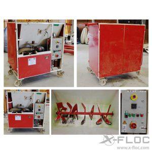 SHS Isofloc 2 400V 3100 €