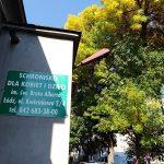 Schronisko dla kobiet idzieci Derowerk dla Domu Samotnej Matki