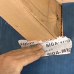 Biała jednostronna wysoko wydajna taśma klejąca Wigluv