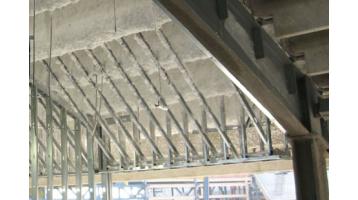 Ocieplenie dachów istropodachów hal stalowych TC-417 Derowerk 3