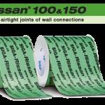 Taśma dofolii paroizolacyjnej SIGA Rissan 100&150