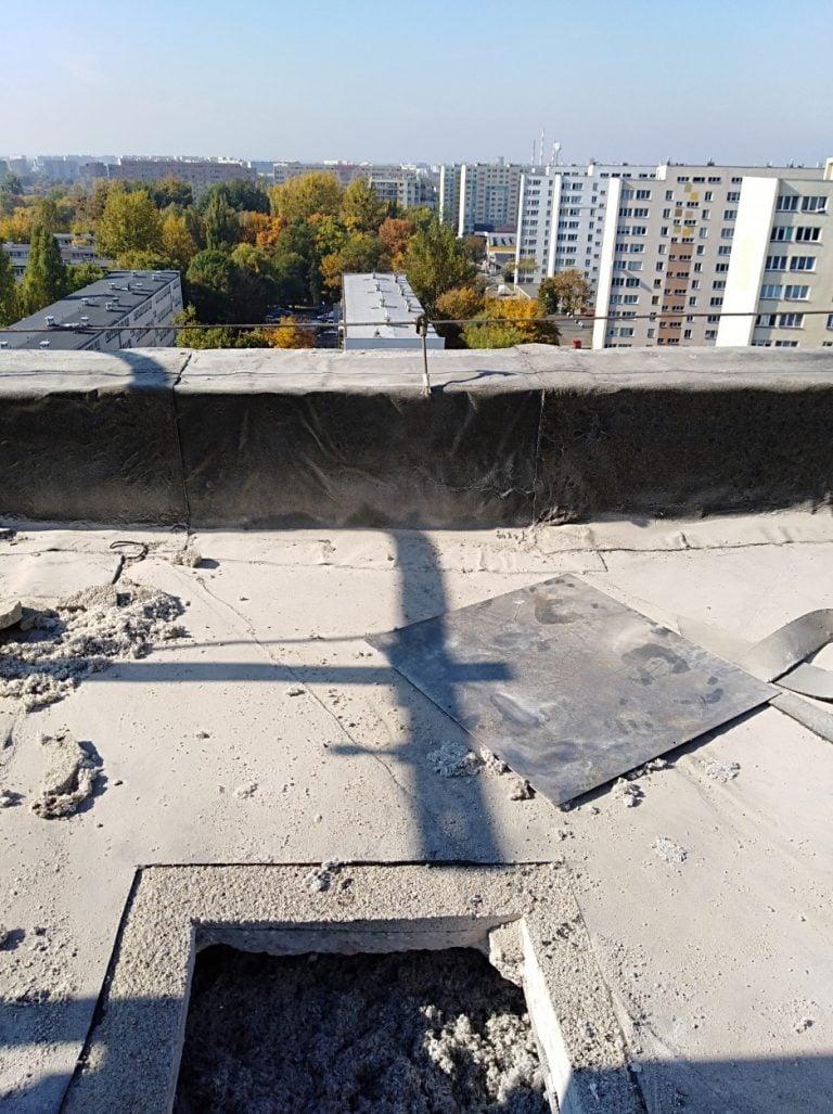 Jak docieplić stropodach bloku czy wieżowca by nie być zależnym od wzrostów cen energii grzewczej