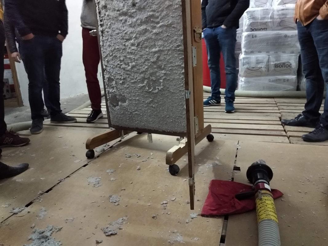 21 szkolenie ztechnik wdmuchiwania materiałów izolacyjnych