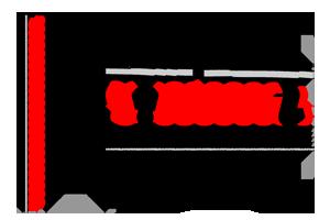 Obliczenia i przekroje budowlane stropodachy - stropodach wentylowany - warstwa izolacji ukladana swobodnie na stropie - strop zelbetowy - przekrycie papa na deskowaniu - derowerk