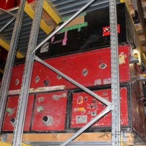 Używana maszyna do wdmuchiwania TwinStar M98 2-liniowa