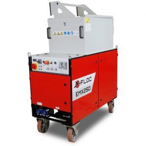 EMX250 - maszyna do wdmuchiwania i natryskiwania izolacji