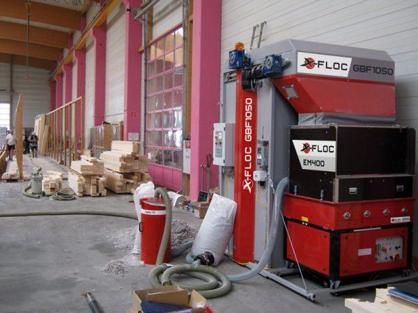 GBF1050 komora technologiczna X-FLOC