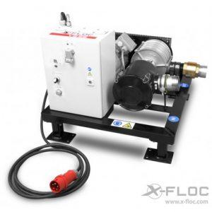 Verstärker – wzmacniacz, dodatkowa zewnętrzna dmuchawa do maszyn wdmuchujących izolacje
