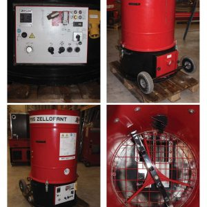 Zellofant M95 - 400V - 7,0 kW - UPGRADE do 7,3 kW