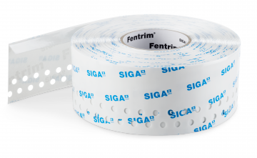 System ciepłego montażu okien SIGA Fentrim 20